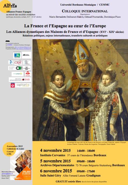 La france et l espagne au c ur de l europe les alliances dynastiques des ma - La maison des alliances ...